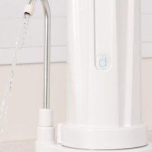 Purificador Aqua blanco